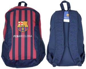 9c9f143a35223 Plecak szkolny FC BARCELONA 45x32x16cm Granatowy